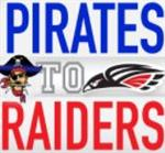 pirates to raiders clipart