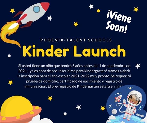 Kinder Launch Spanish