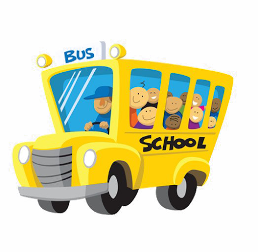 Morning Bus Routes ~ Beginning April 13th