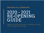 Orchard Hill Reopening Guide